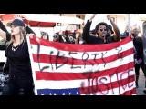 США: акции протеста против произвола полиции