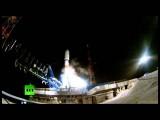 Ракета-носитель «Союз-2.1б» с навигационным спутником «Глонасс-К» стартовала с космодрома Плесецк