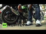 В Индии представили самый маленький в мире электромотоцикл