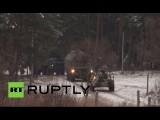 В Тверской области начались учения ракетных войск стратегического назначения