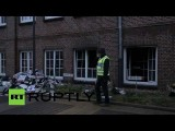 В Германии подожгли здание газеты, напечатавшей карикатуры Charlie Hebdo