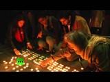 В разных городах мира прошли акции памяти жертв атаки на Charlie Hebdo