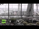 Разрушенный аэропорт Донецка перешел под контроль ДНР