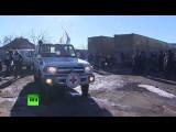 Разрушенные дома и гуманитарная помощь: жители Дебальцева привыкают к жизни без постоянных обстрелов