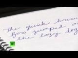 Компьютер вместо ручек: американских школьников больше не учат писать от руки
