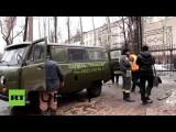 Очередной обстрел Донецка привел к новым жертвам