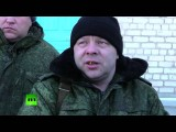 Минобороны ДНР: Ополчение контролирует около 80% Дебальцево