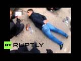 Задержание от первого лица: московская полиция остановила банду грабителей