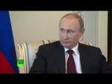 Владимир Путин о слухах о своем здоровье: Без сплетен будет скучно