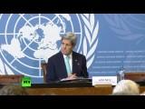 Джон Керри: Вашингтон непричастен к «цветным революциям»