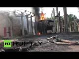 Из обесточенной шахты имени Скочинского эвакуированы 24 горняка