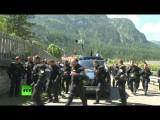 В Германии продолжаются демонстрации против саммита «Большой семерки»