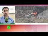 На авиашоу при крушении вертолета Ми-28 погиб один из пилотов