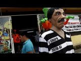 "Мексика: полиция опять упустила наркобарона Гусмана-""Коротышку"""