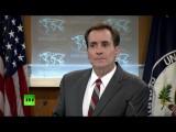 В Госдепе США не верят, что Багдад может обратиться к РФ за помощью в борьбе с ИГ