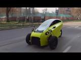 Первый чилийский электромобиль - hi-tech