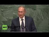 Ко дню рождения Владимира Путина: лучшие моменты президента РФ в 2015