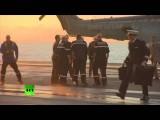 Франсуа Олланд прибыл на авианосец «Шарль де Голль» в Восточное Средиземноморье