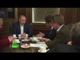 Владимир Путин: Не считаю Соединенные Штаты «исключительными»