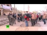 Журналисты получили доступ в сирийский город Сальма, освобожденный от террористов
