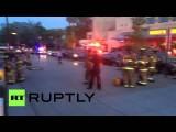 Взрыв произошел в метро Вашингтона